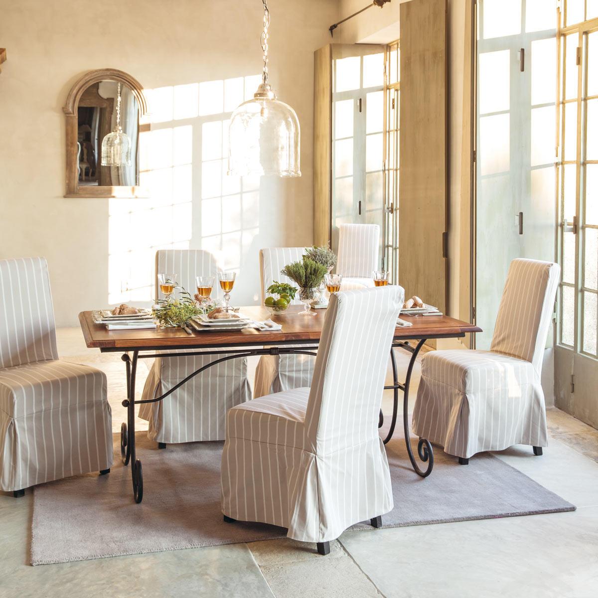 Cucine maison du monde accessori e mobili in stile shabby for Maison du monde sillas