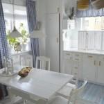 Shabby home: quando il tuo spazio diventa glamour cucina total white