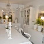 Shabby home: quando il tuo spazio diventa glamour sala da pranzo