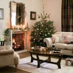 Arredo natalizio: idee per allestire la tua casa durante le feste salotto natalizio chic