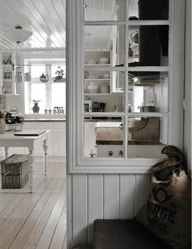 Come dividere con la parete in legno divisoria la tua casa for Parete divisoria cucina soggiorno