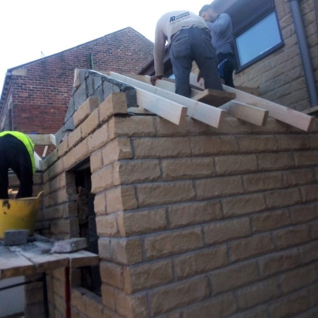 extensions in wakefield by AR Construction