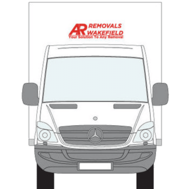 AR Removals Wakefield Van For A Reliable Removal