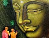 Painting: Ramesh Patel, source: www.artzolo.com