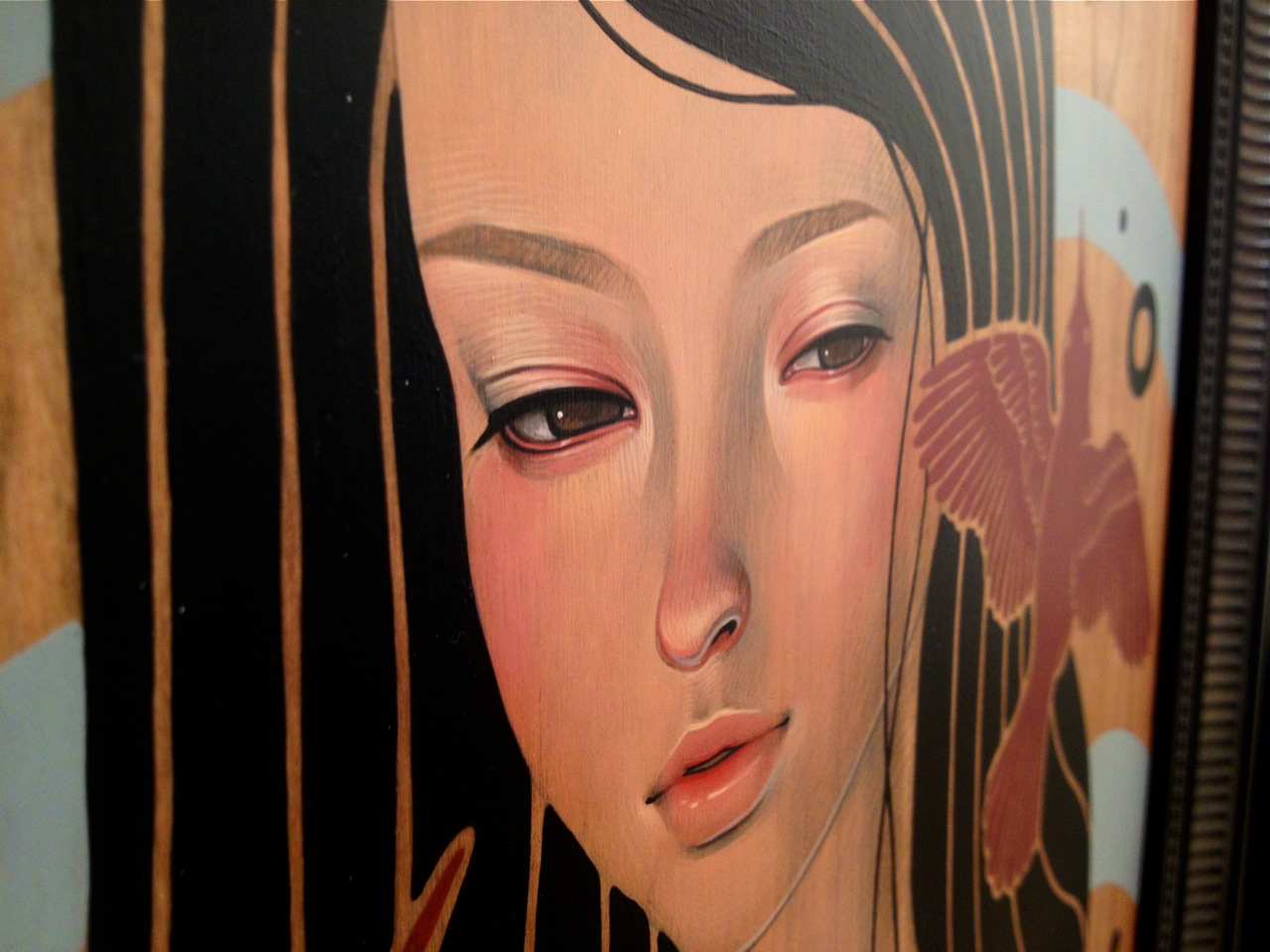 Audrey Kawasaki Levine Midnight AM 6