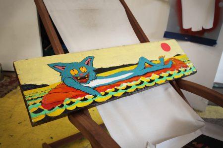 Lilo-Cat-2-450x300 Studio Visits / Interviews: Rowdy Random