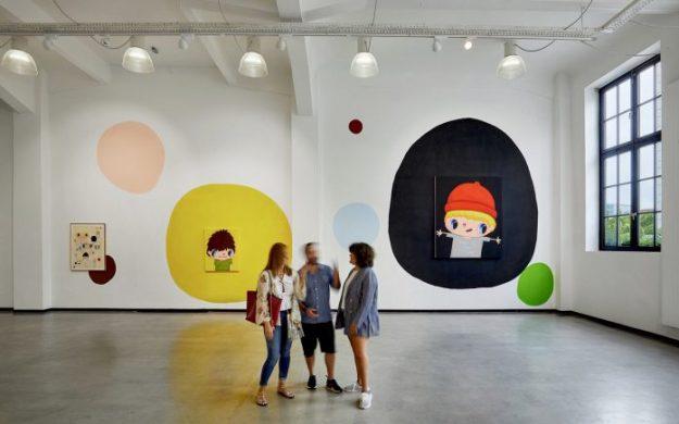 "IMG_7686-698x435 Showing: Javier Calleja – ""Fake is the future"" @ Galerie Zink Random"