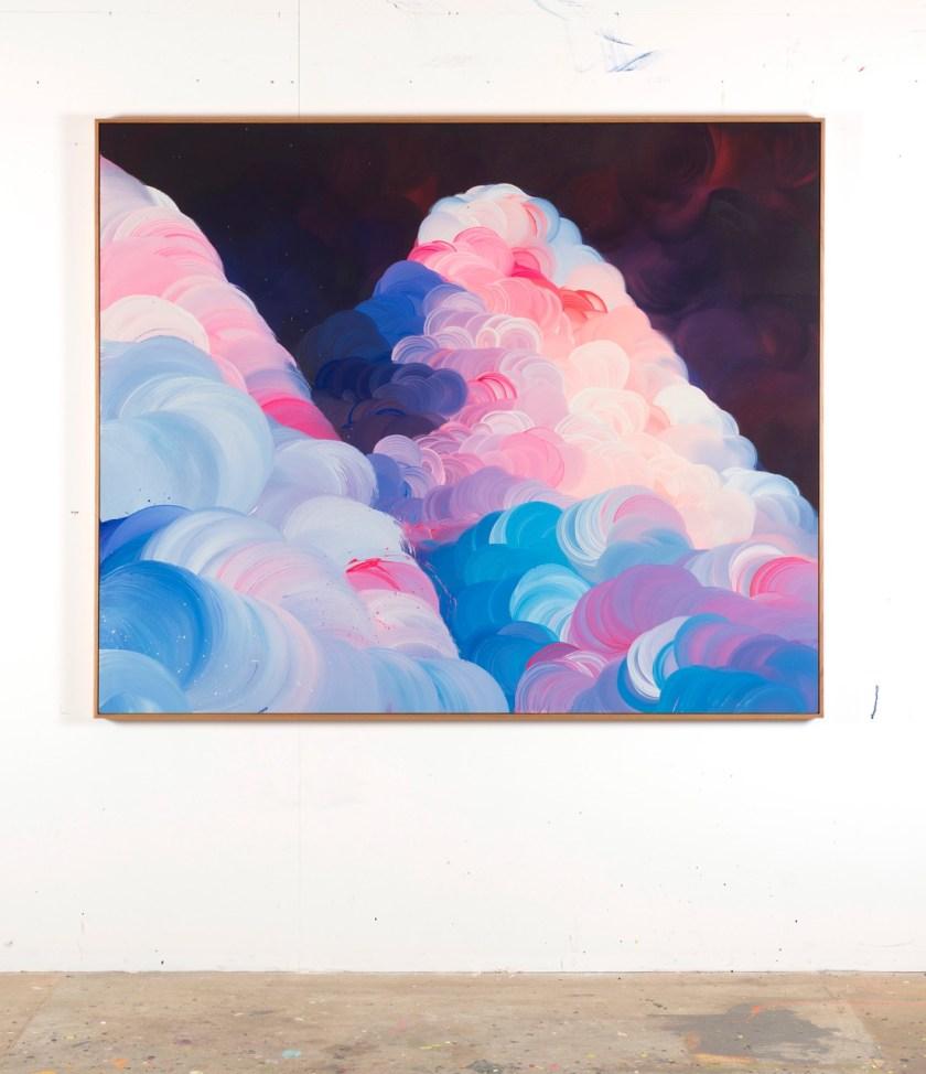 "JamesDodd_Mill-Painting-Snow-Cone-Slush-Puppie_Mid-Res Previews: ""Fresh Blood"" @ Backwoods Gallery Random"