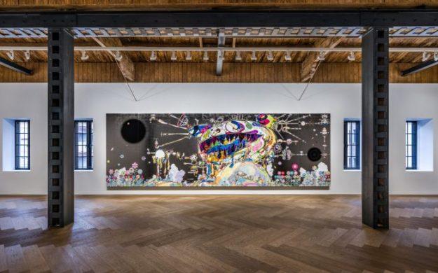 "Unknown-1-698x435 Showing: ""Takashi Murakami In Wonderland"" @ Perrotin Gallery (Shanghai) Random"