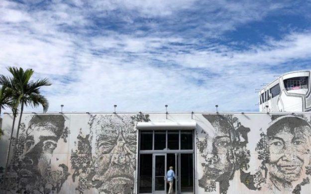 "vhils_MC-698x435 Basel Week Miami '18 / Previews: Vhils – ""Ethereal"" @ GGA Gallery Random"