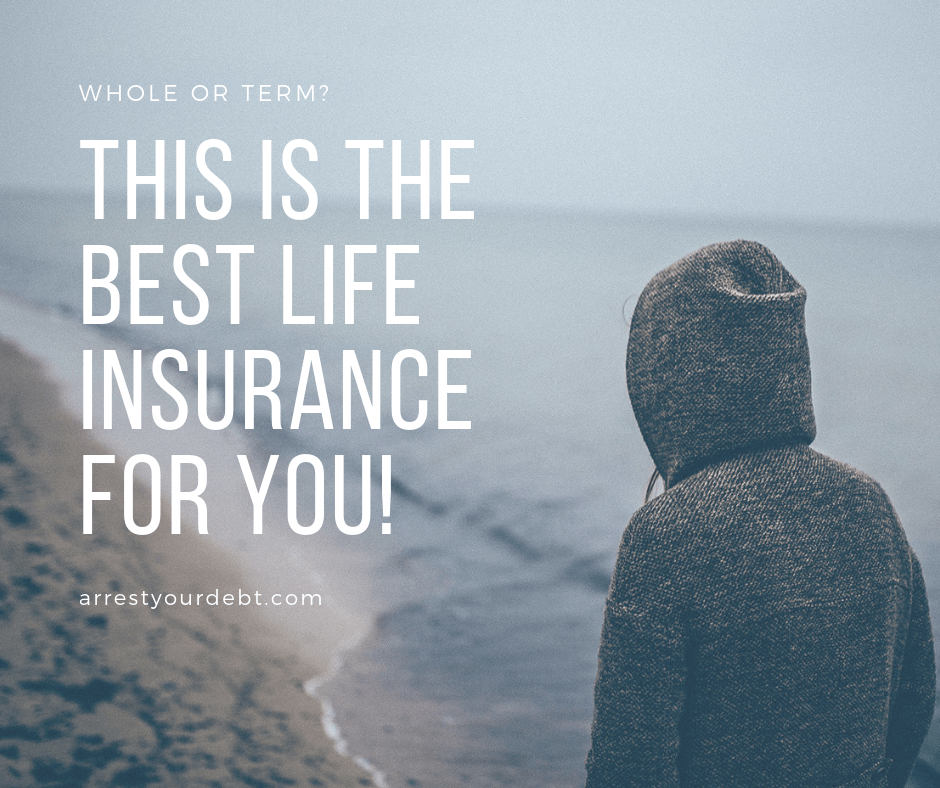 Term or whole life insurance? Find out which one is best for you!