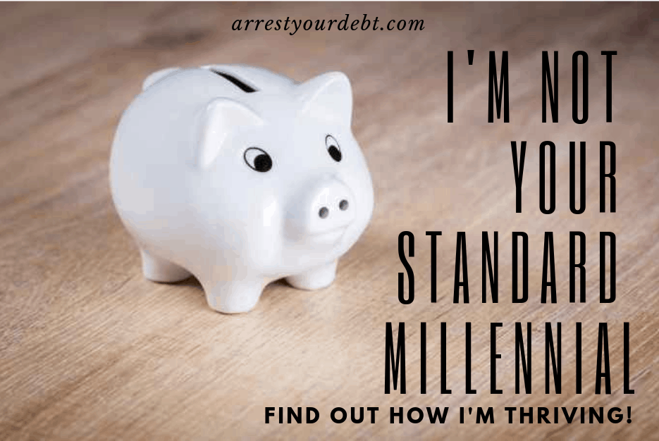 Millennials are not usually good with money. Read about this thriving millennial!