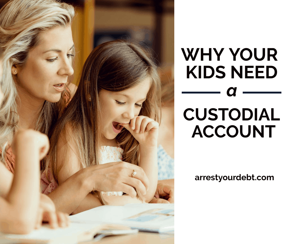 Find out why your kids need a custodial account!