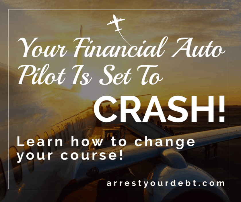 If you put your finances on auto pay, make sure you know what is coming out!
