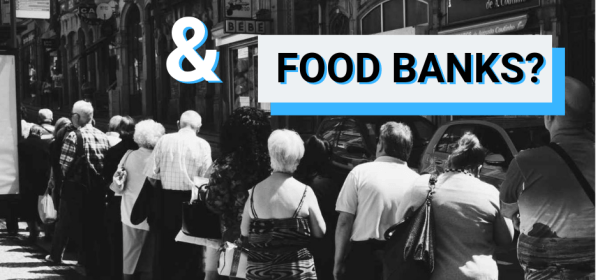 Federal employees and food banks