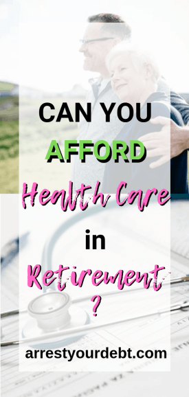 can you afford healthcare in retirement