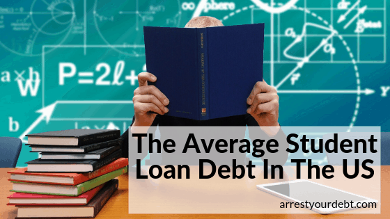 the average student loan debt in the united states