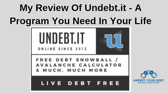 my review of undebt.it