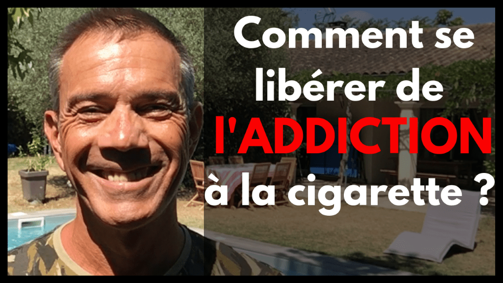 Comment se libérer de l'addiction à la cigarette ?