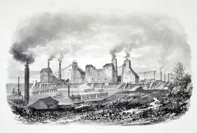 mine charbon