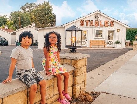 Family Staycation Series 2020- The Stables Inn at Paso Robles