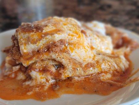 Instant Pot Keto Lasagna