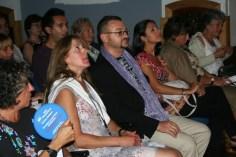 ARRIBADA 2009. Día 29 de setiembre. Representación de la pieza teatral 'La igua' de Xaviel Vilareyo