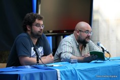 Dani Cueli y Alberto Álvarez Peña