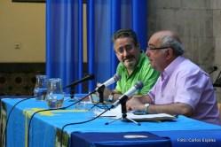 Humberto Gonzali y Urbano Rodríguez