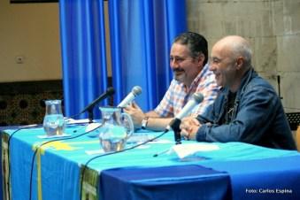 Humberto Gonzali y Miguel Rojo