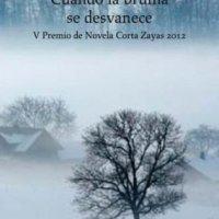 VAGAMAR 2013: La novela 'Cuando la bruma se desvanece' va presentase'l 29 de payares nel Muséu del Ferrocarril
