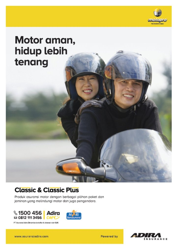 Asuransi Kendaraan Motor
