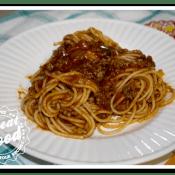 Grandmas Spaghetti
