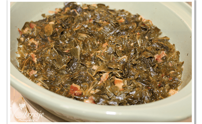 The Best Collard Greens you will ever Make