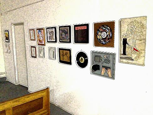 LA RECORD art show