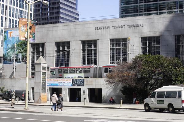 Transbay Transit Terminal