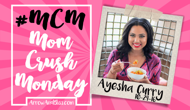 Mom Crush Monday: Ayesha Curry