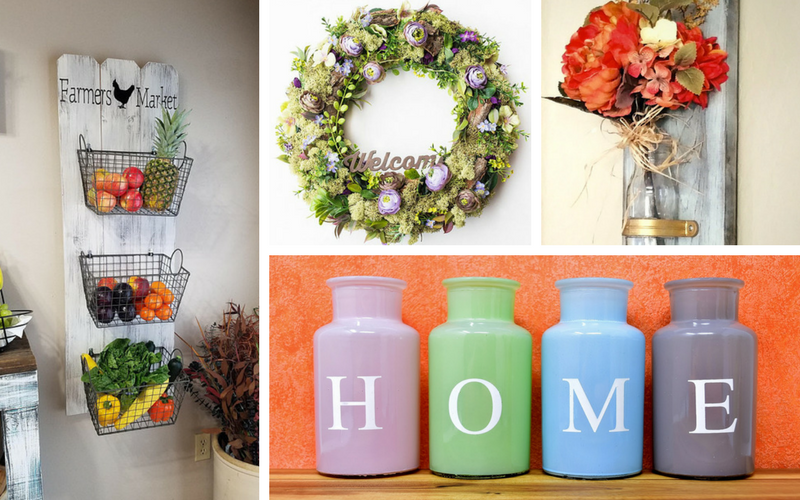 10 Quick Spring Decorating Ideas
