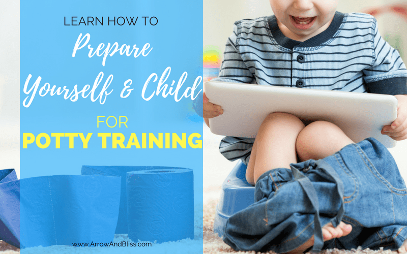 5 Ways to Prepare for Potty Training