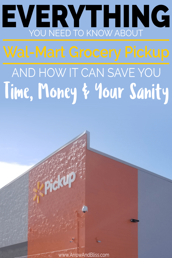 Save $10 on your first order and find out everything you need to know about Walmart Grocery Pickup