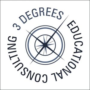final 3 degrees logo