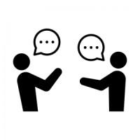 Q:対話する相手