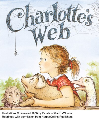 Charlotte's Web.artwork