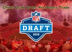 Chiefs Draft Order: Pre-Peters Trade