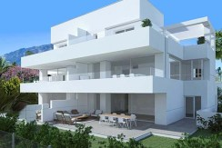 Arrow Head Marbella Caprice apartments La-Quinta Benahavis exterior