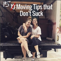 10 Moving Tips that Don't Suck