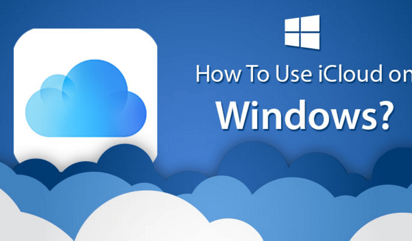 How to use iCloud with Windows