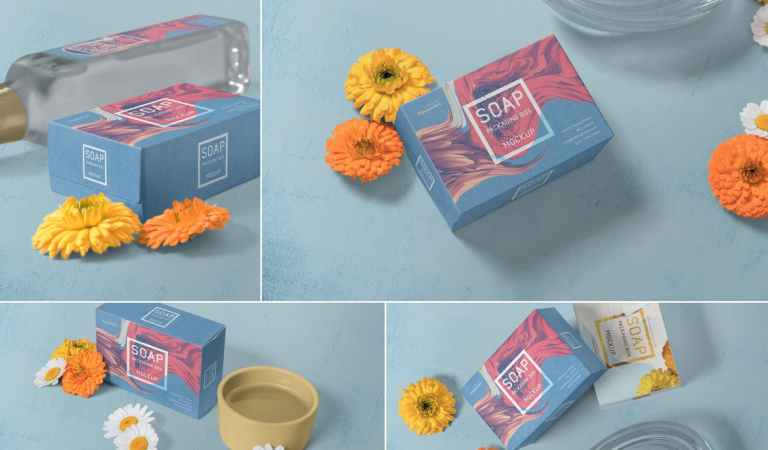 The New Face of Custom Printed Soap Boxes
