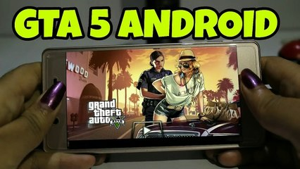 Download GTA 5 (Grand Theft Auto V) Apk for Android