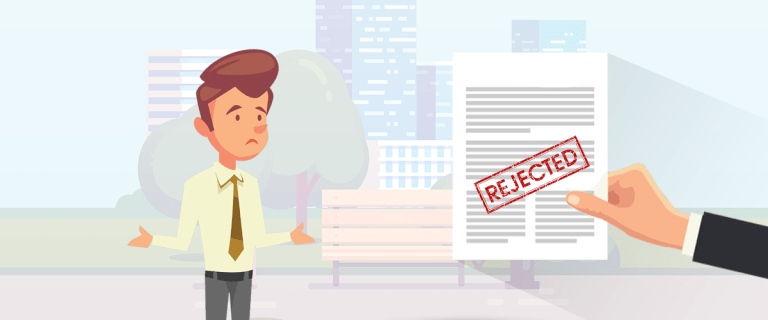 Personal Loan Rejected